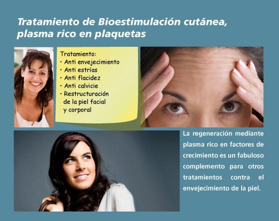 bioestimulación cutanea